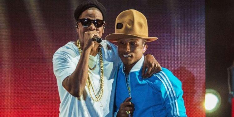 pharrell williams and jay-z