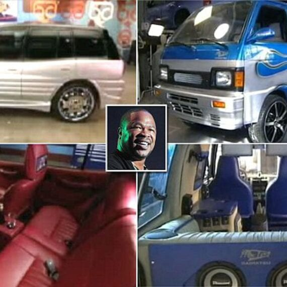 Xzibit Tells Why He Quit Pimp My Ride