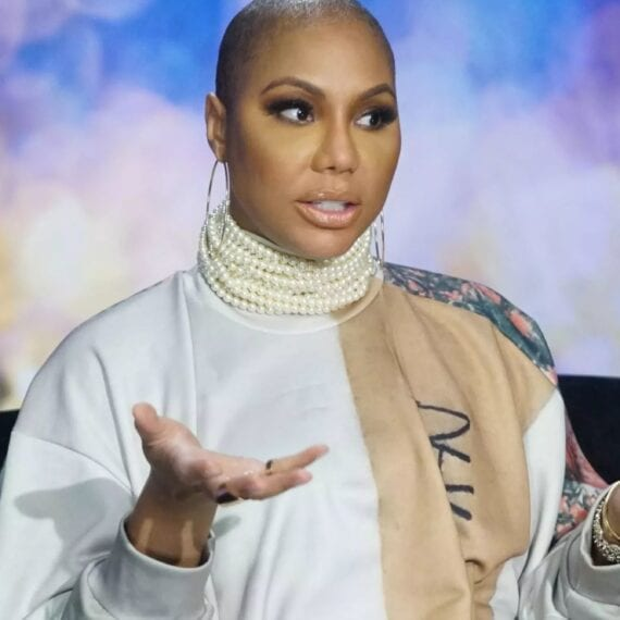 Tamar Braxton Speaks About Hospitalization