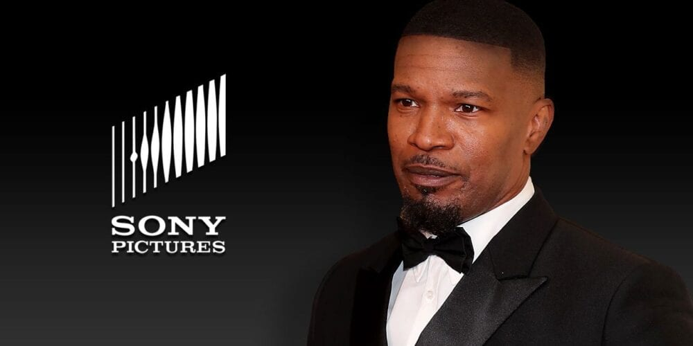 jamie foxx and sony