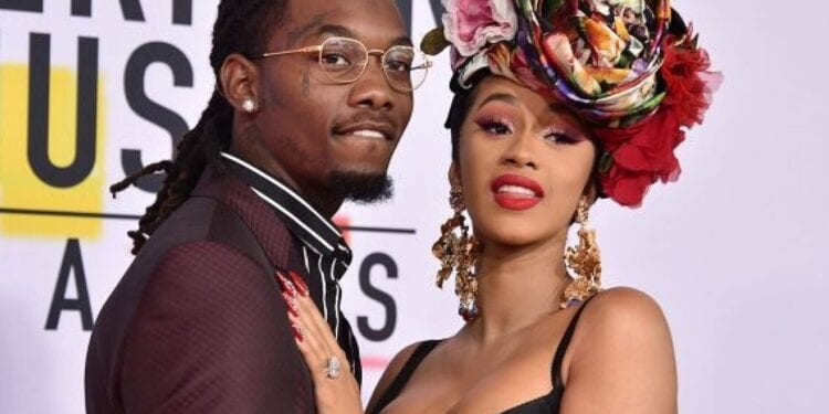 cardi b and offset to divorce