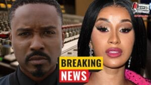 Sit Down Before You Hear What Jason Weaver Has To Say About Cardi B!