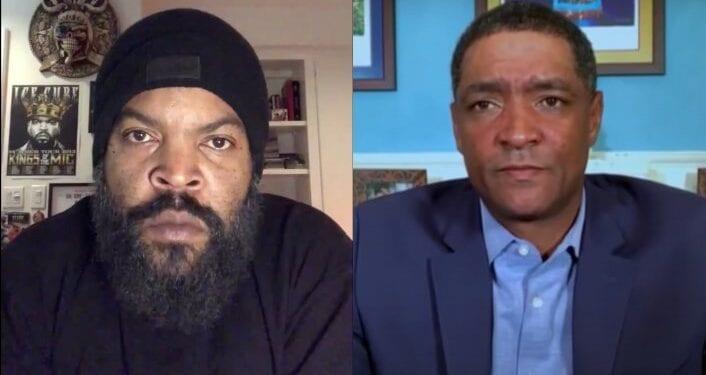 Congressman Richmond Calls Ice Cube A Liar