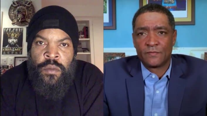 Congressman Richmond Calls Ice Cube  A Liar