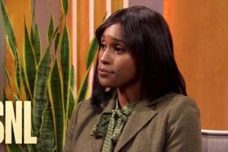 Issa Rae Blasts Kanye West On SNL