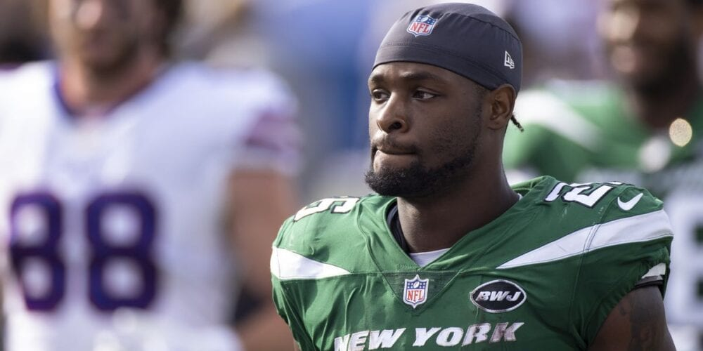 New York Jets Release RB LeVeon Bell