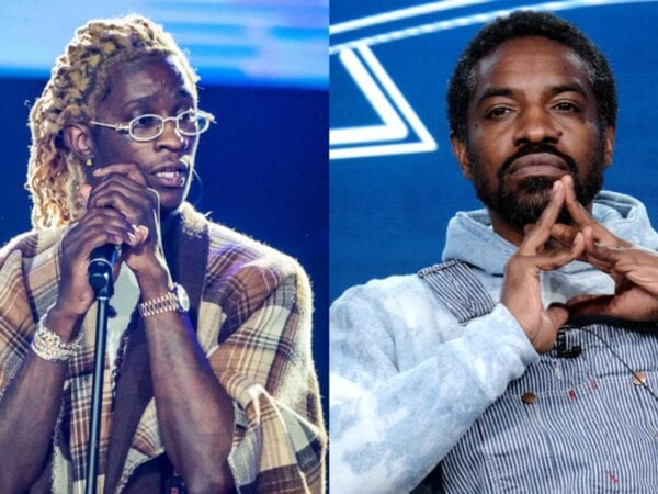 Young Thug Dissed Andre 3000