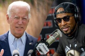 Jeezy Endorses Joe Biden For President