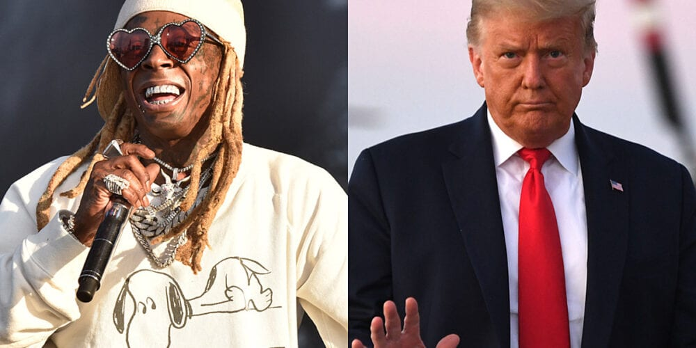 Lil Wayne Met With President Trump
