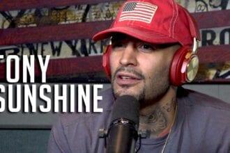 Tony Sunshine Interview About Vlad TV