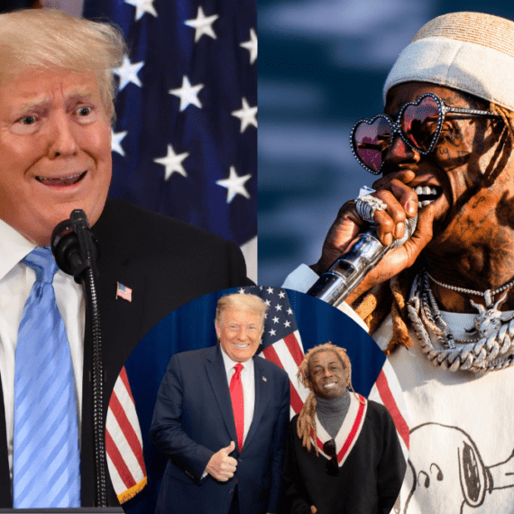 Donald Trump Pardoned Rappers