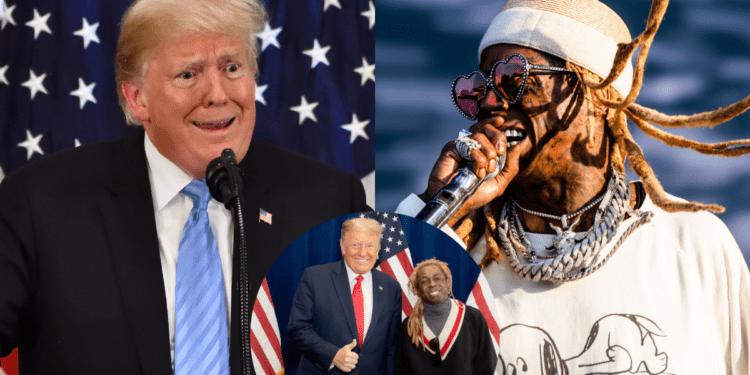 Donald Trump Pardoned Rappers