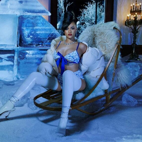 Rihanna Lingerie Brand Worth A Billion