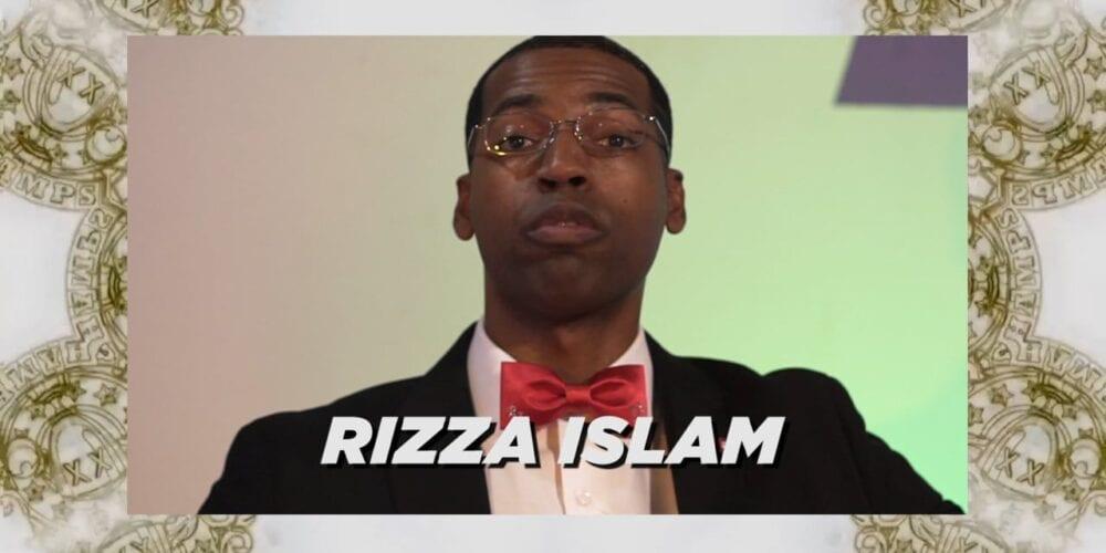 Rizza Islam Blasts Vlad TV