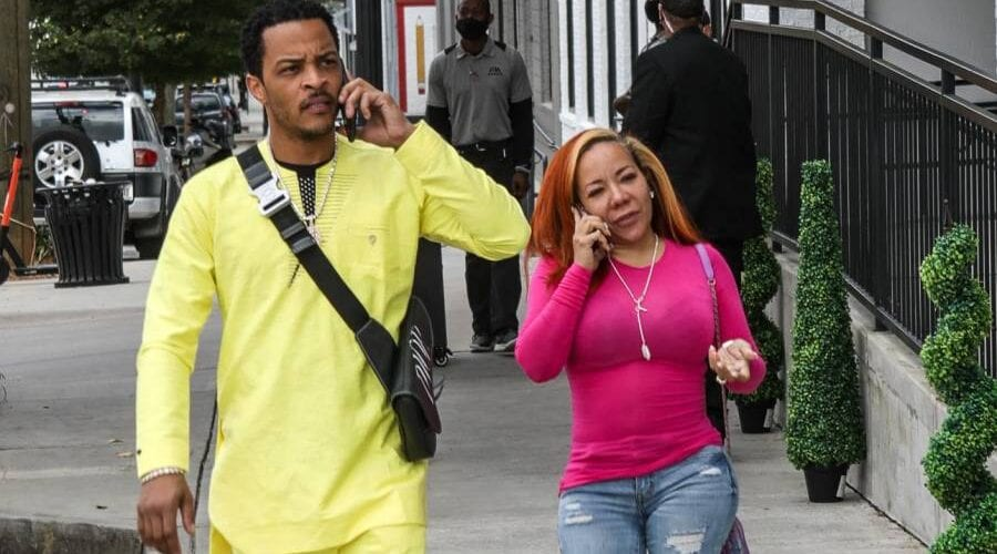 TI & Tiny Reality Show Suspended