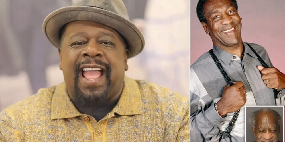 Cedric The Entertainer Defends Bill Cosby