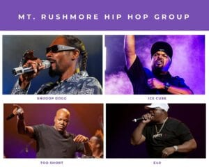 Mt. Rushmore Hip Hop Group