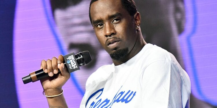 Diddy Reacts To Black Rob's Death.