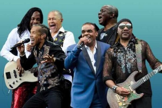 Earth Wind & Fire Verzuz Isley Brothers.