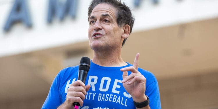 Exclusive With Billionaire Mark Cuban.