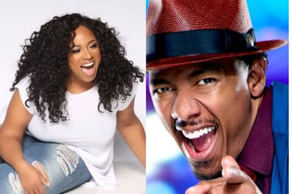 nick cannon and kierra sheard