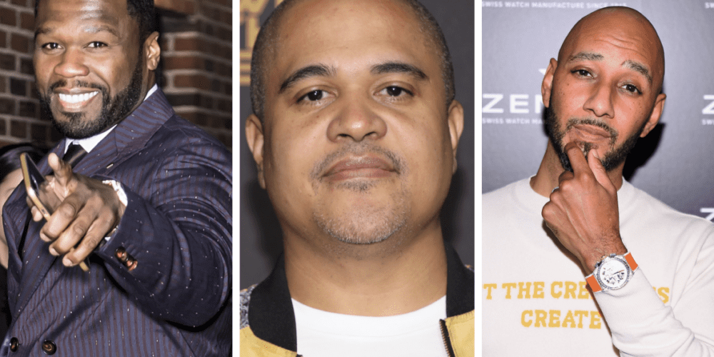 Swizz Beatz Blasts Irv Gotti.